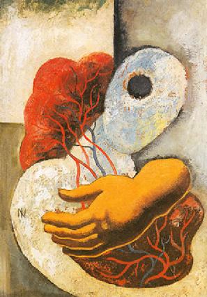 ismael-nery-agonia-1931