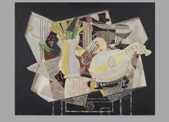 Georges Braque (Argenteuil, França, 1882- Paris, França, 1963) Vaso, 1936