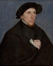 Hans Holbein, o jovem (Augsburg, Alemanha, 1497/98 – Londres, Inglaterra, 1593) O poeta Henry Howard, Conde de Surrey, c. 1592. Óleo e têmpera sobre madeira (carvalho). Acervo MASP – Museu de Arte de São Paulo.