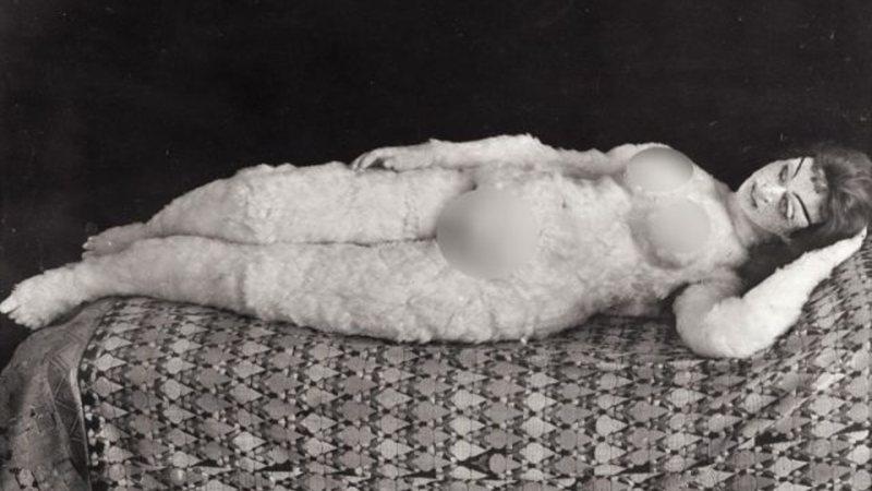 Alma Mahler de Oscar Kokoschka, s/d.
